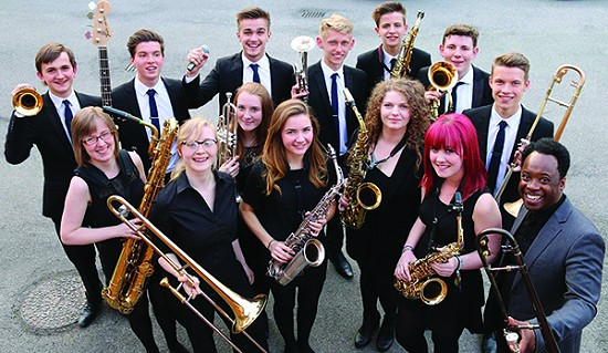 Doncaster Youth Jazz Orchestra