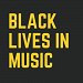 Logo for Black Lives in Music
