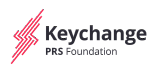 Logo for Keychange PRS Foundation