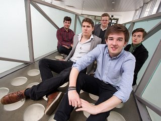 Young Northern Jazz Talent Showcasing at Marsden